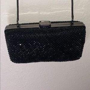 Rhinestone clutch purse (OBO)